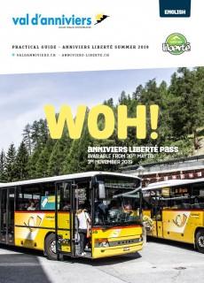 Practical guide - Anniviers Liberté summer 2019