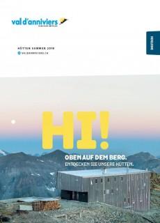 Hütten Summer 2019