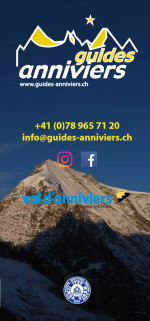 Guides Anniviers