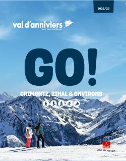 Randonnées hiver - Grimentz / St-Jean & Ayer / Zinal 2020-2021