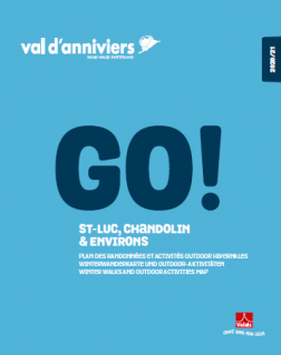 Randonnées hiver - St-Luc / Chandolin 2020-2021