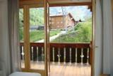 Accès balcon