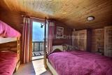 Chambre 2 à 4 lits dont 2 superposés