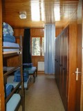 Chambre à 4 lits