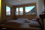 Chambre 3 à 2 lits