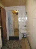 Douches-lavabo rez