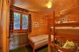 Chambre 2 à 3 lits dont 1 lit superposé