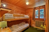 Chambre 3 à 1 lit superposé