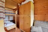 Coin à dormir à 2 lits superposés