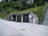 Garage au bord de la route