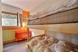Chambre à 1 lit superposé