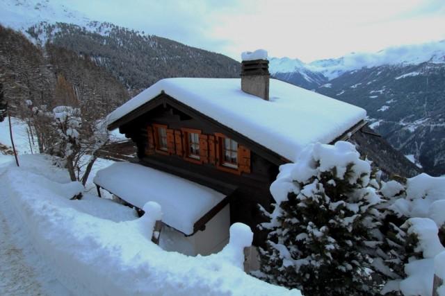 Les Barbolins - ext neige